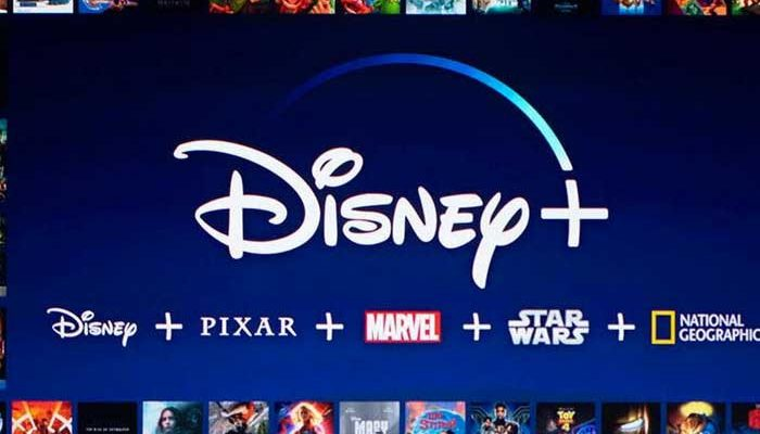 Can you use a projector with Disney plus?
