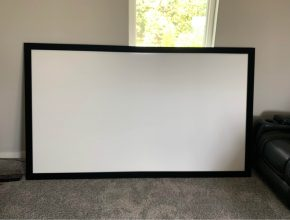 Curved Projector Screen vs Flat?