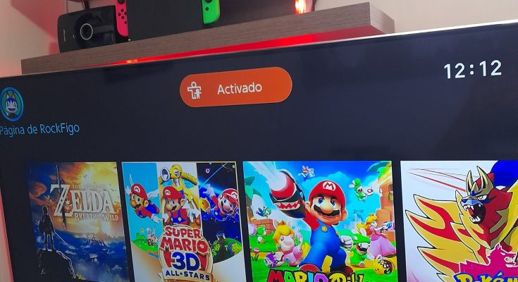 How To Hook Up Nintendo Switch To Projector?
